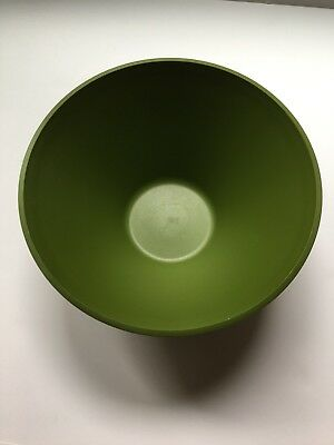 Mid Century 60's Modern Bowl ACCA David Douglas Avocado Decorative Collectible 3