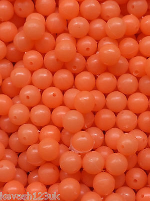 100 x 8mm or 6mm Beads.12 Colours inc Luminous & Oval.Free Gift with every pack. 11