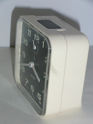 Antique Clock Peter Clock Mechanical Years 70 Vintage 1970 Deco Design Loft 2