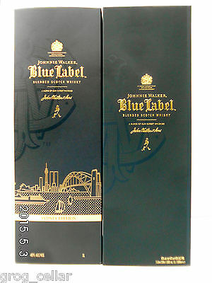 "Johnnie Walker ""sydney"" Skyline The Ultimate- Low Bottle No-008 Wow!!! 7"