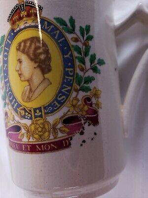 Queen Elizabeth ll Coronation Mug and Bowl 1953 7