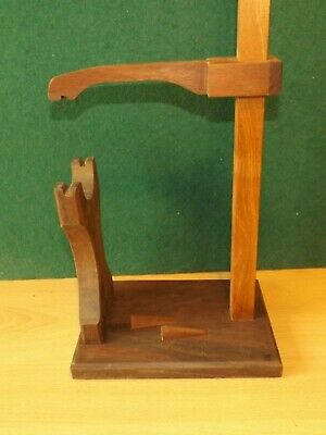 Clock movement test adjustment stand French design now bigger 4 longer pendul 10