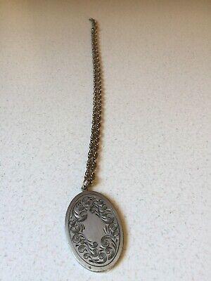 Vintage Pewter Necklace 2