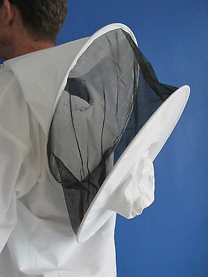 PREMIUM QUALITY Bee Smock, Round Hat Veil. All Sizes 2