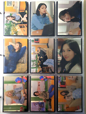 TWICE - Twice University - Official Photocards 4