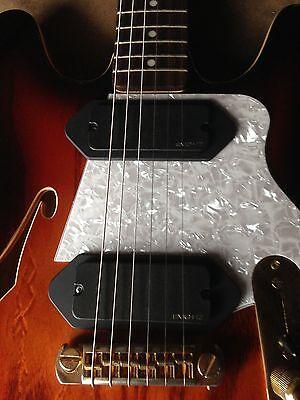 Creme Sg Neu Satz PU Soapbar P90 für Gitarre Les Paul