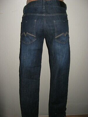 Worn Once Boys Genuine Hugo Boss Dark Wash Classic Straight Leg Jeans Age 14-16 4