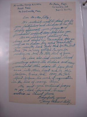 Henry Strube & Evelyn G. Moulton (Collection) - Ephemera Collection 6