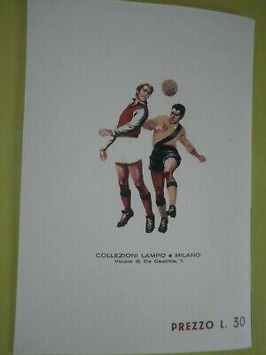 Album Set Figurine World Cup Rimet CILE 1962 con PELE/' Vecchi Ediz Lampo Repro