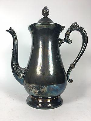 Gorham Newport Silverplate Coffee Tea Sugar Service 3 Piece 3