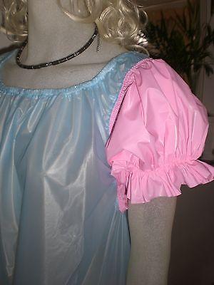 Neu Ultra Soft Pvc Nachthemd Pyjama Kleid Nightdress  L-Xl  3Xl-4Xl 5