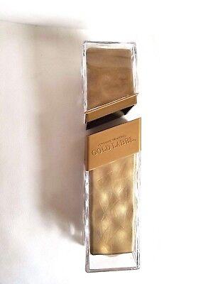 Very Rare LUXURY JOHNNIE WALKER GOLD LABEL CASE / GIFT BOX