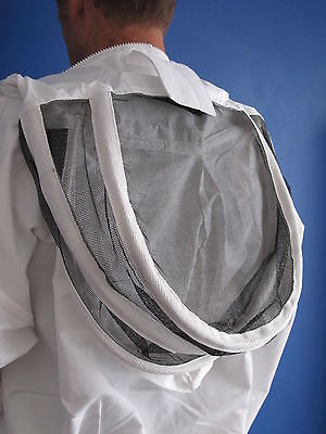 PREMIUM QUALITY Bee Smock, Fencing Veil Style. All Sizes 2