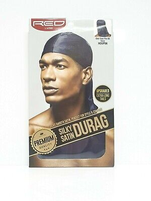 RED By Kiss Silky Satin Durag One Size 5