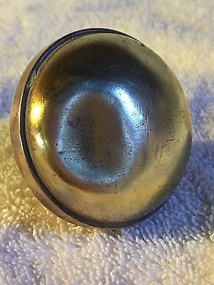 No.11 antique doorknob solid brass 4