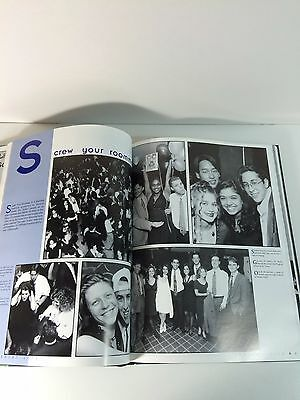 Brandeis University Yearbook 1995 Looking Beyond the Images Waltham, Mass 6