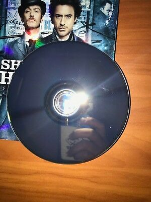 Sherlock Holmes (Blu-ray Disc, 2013) 2
