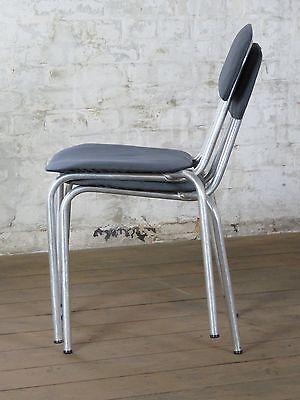 1 / 50 Mid Century Magnificent Kitchen Bar Chair Stuhl Fauteuil Vintage 70s 70er 8