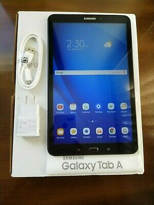 Samsung Galaxy Tab A SM-T580 16GB, Wi-Fi, 10.1in - Black 3