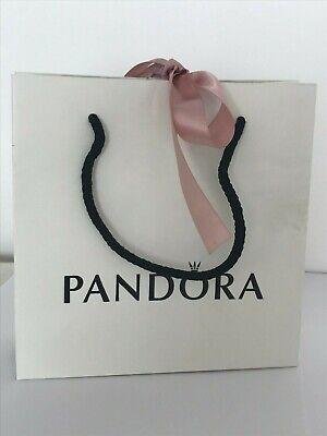 Genuine PANDORA Gift Box, Pouch, Gift Bag, Charm Box, Bracelet, Necklace, Ring 6