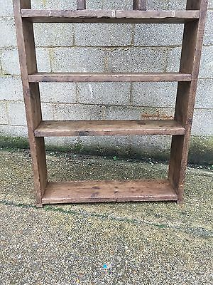Industrial Up-Cycled Pigeon Hole Shelving Unit 4
