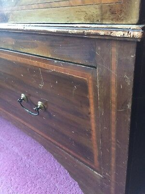 Edwardian Inlaid Wardrobe 3