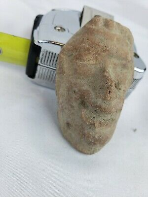 Pre-Columbian pottery fragment, part of collection #1 4