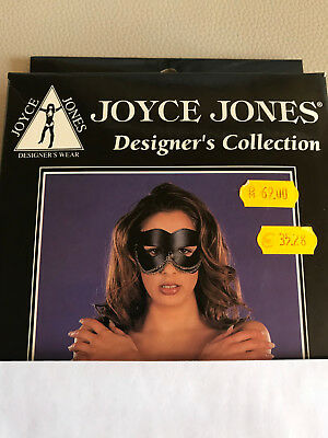 extravagante Augenmaske-Joyce Jones Collection-Designer`s Collection-neu-Leder
