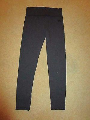 Ladies Peter Alexander Maternity Pants charcoal leggings Size XS, S, M    NWOT