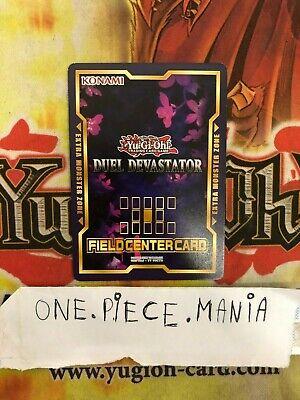 Yu-gi-oh! Field Center Card Maximillien Pegasus DUDE Le Dévastateur De Duel 2