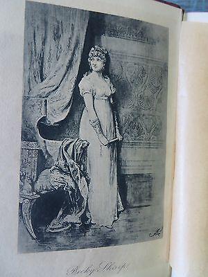 rarts RARE BOOK 1948 edi IMPERIAL WILLIAM MAKEPEACE THACKERAY VANITY FAIR 5