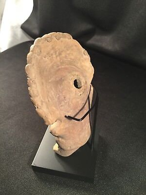 Authentic Pre Columbian Clay Art Figure From Ecuador 6