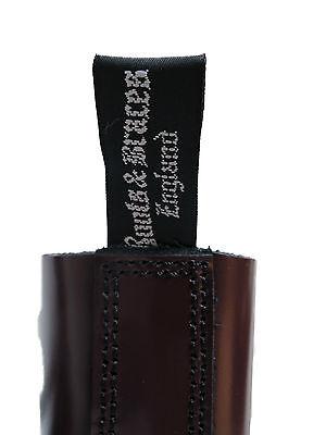 BOOTS & BRACES Oxblood Bordeaux Burgund Rangers Stiefel 10