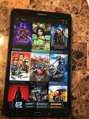 "Samsung Galaxy Tab A SM-T580 (10.1"", 16GB, 2GB RAM Wi-Fi) Tablet - Black (SM-T58 4"