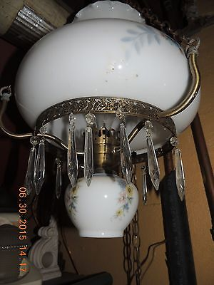 Victorian style Hanging Light fixture 4