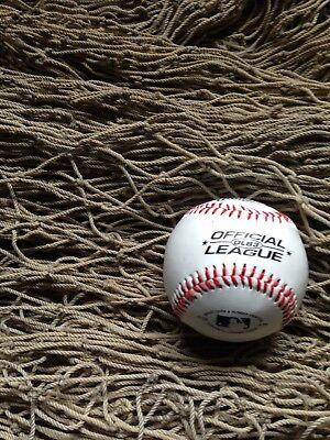 20ft x 15ft Baseball/Softball/Soccer Sporting Net, USED Commercial Fishing Gear 2