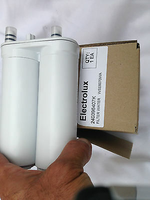 Electrolux Westinghouse Simpson  Fridge Water Filter 240396407K Wse6070Sa 5
