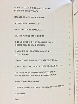 Il segreto delle tre pallottole Torrealta - Del Giudice Inchieste Ambiente 2010 7