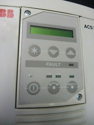 ABB Frequenzumrichter Inverter ACS 301-6P6-3 2