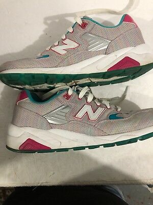 finest selection 66d9c 343a8 NEW BALANCE ELITE Edition Revlite 580 Sorbet Running Shoes WRT580AK Sz 11  Womens