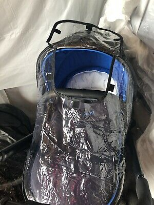New In Pack iCandy Peach 1 Replacement Main Seat Rain Cover Will Fit Main Cot