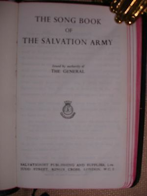 The Song Book of the Salvation Army 2 • CAD $119.54