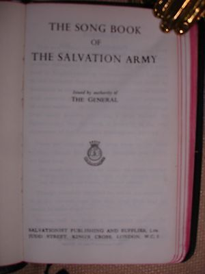 The Song Book of the Salvation Army 2