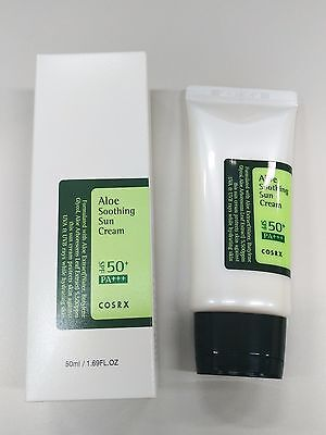 [Cosrx] Aloe Soothing Sun Cream SPF50 PA+++ 50ml 11