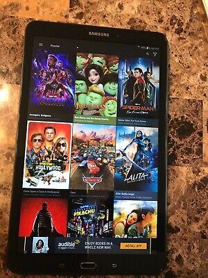 "Samsung Galaxy Tab A SM-T580 (10.1"", 16GB, 2GB RAM Wi-Fi) Tablet - Black (SM-T58 3"