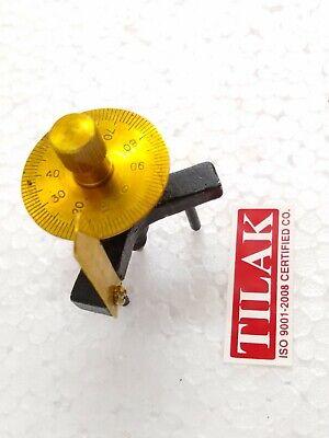 Spherometer Brass Tripod Pattern  Set Of Two Best Quality Free Shipping 4