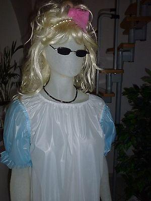 Neu Ultra Soft Pvc Nachthemd Pyjama Kleid Nightdress  L-Xxl  3Xl-4Xl 2