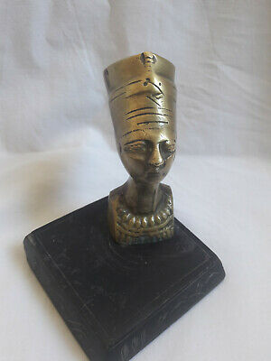 Egyptian Statue Queen Nefertiti  Art Decor Made In Egypt 6