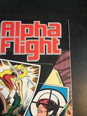 Alpha Flight#77 Incredible Condition 9.0(1989) Kingpin App!! 7