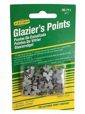 Fletcher PushMate Push Point Driving Tool & Points Picture Framing Glazing 3